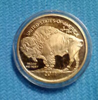 2016 Proof Buffalo Indian Head 24k Plated Coin Copy Ebay