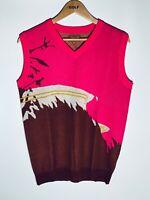 Golf Wang GELATO Sweater Vest [PINK] S M L XL Tyler The Creator Golf Le Fleur