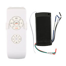 Universal Timing Wireless Ceiling Fan Lamp Light Remote Control Receiver Kit