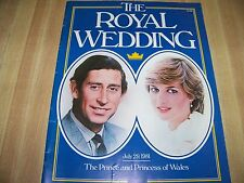 The Royal Wedding Magazine - Canadian Edition - Diana & Charles July 29, 1981