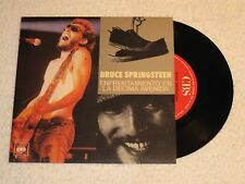 BRUCE SPRINGSTEEN TENTH AVENUE FREEZE-OUT SPANISH ISSUE 7""