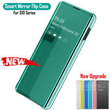 Smart Mirror Flip Case For Samsung Galaxy A30 A50 A70 S9 S10 Plus Original Cover