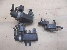 BMW 330D 3 SERIES E46 2002 3.0 TD DIESEL AIR VACUUM VALVES 72234100 / 72279600