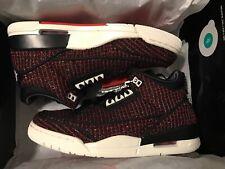 Nike Air Jordan 3 Retro SE AWOK Vogue Red Womens Size 8 BQ3195-601 Brand 7d4bf69a7