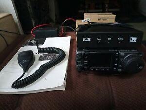 Icom IC 7000 plus ATU and extras