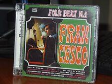 FRANCESCO GUCCINI Folk Beat N.1  CD Remaster NUOVO SIGILLATO!!!
