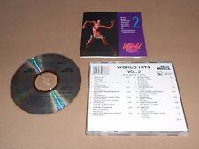 CD  World Hits Vol.2  Doris Day, Bill Haley u.a.  16.Tracks  153