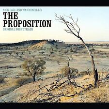 The Proposition [Original Soundtrack] [Digipak] by Nick Cave/Warren Ellis (CD, Sep-2005, Mute)