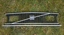 NOS Volvo 140 GRILLE 1973 1974 CUSTOMIZED FOR EXTRA LIGHTS