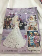 Crocheted Fashion Doll Clothes, Hawaiian Honeymoon, 2132 by Leisure Arts