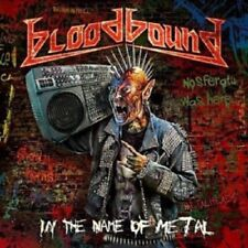 BLOODBOUND - In The Name Of Metal  DIGI CD NEU