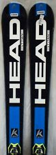 15-16 Head Super Shape i.Titan Used Men's Demo Skis w/Binding Size 170cm #568986