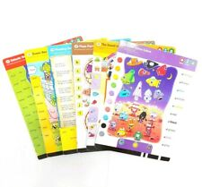Geo Safari Phonics Pad Card Lot 64 Assorted Educational Learning Cards