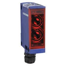 TELEMECANIQUE SENSORS XUX0AKSAT16 Photoelectric Sensor,Rectangle,Multimode