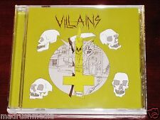 Villains: Road To Ruin CD 2011 Nuclear War Now! Productions ANTI-GOTH 173 NEW
