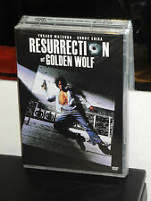 Resurrection of Golden Wolf (DVD) Toru Murakawa, Jun Fubuki, Yusaku Matsuda, NEW