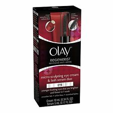 Olay Regenerist Micro Sculpting Eye Cream & Lash Serum Duo