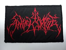 ANGEL CORPSE  WOVEN  PATCH