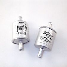 LPG and CNG DRY GAS FILTER SET 14/14 mm  x2