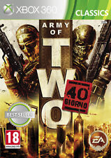 Army Of Two The 40th Day Classics XBOX 360 IT IMPORT ELECTRONIC ARTS