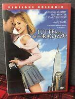 Tutte Le Ex del Mio Ragazzo DVD Rent Nuovo Sigillato Come Foto