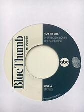 "ROY AYERS / RAMP – Everybody Loves The Sunshine Vinyl 7"" (45RPM, Jazz Funk)"