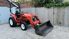 2011 Kioti CK35 tractor, 35HP, 1 Owner Direct From Private School, Front Loader