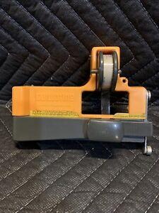 VINTAGE OEM GUILLOTINE C.I.R. Ciro Catozzo Super 8mm Film Splicer Tape GC Rare
