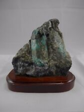 BEAUTIFUL EMERALD SPECIMEN - CRYSTALS - GEMSTONES - MINERALS - GREEN BERYL
