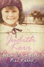 NEW..When Hitler Stole Pink Rabbit by Judith Kerr...MED P/B..