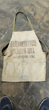 Old vintage Elizabethtown Pa Pennsylvania advertisement  00004000 nail bag apron