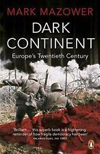 Dark Continent: Europe's Twentieth Century by Mark Mazower   Paperback Book   97