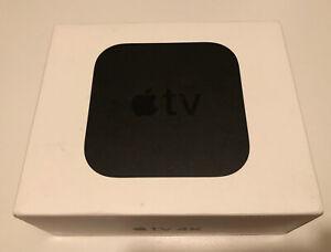 Apple TV 4K 32GB Mediaplayer (MQD22FD/A) Gebraucht In TOP Zustand