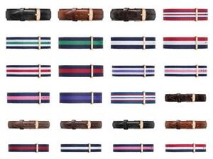 NEW Daniel Wellington Nylon Type Strap Band 18mm || DW 36mm Watch || Genuine DW