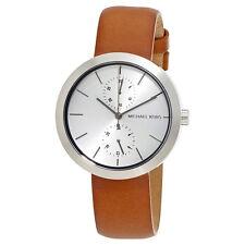 Michael Kors Garner Silver Dial Ladies Watch MK2573