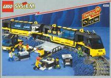 LEGO 4559 CARGO TRAIN 9 VOLT 9V ELECTRIC BOXED XLNT L@@K