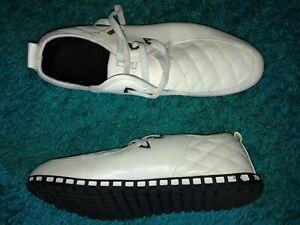 Weiße sportlich-elegante Schuhe Gr. 45 von A & B Fashion Sport &Überraschung