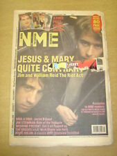 NME 1989 SEPTEMBER 30 JESUS AND MARY CHAIN SOUL 2 SOUL POGUES + FREE POSTCARDS <