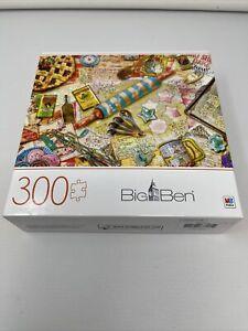 Vintage Baker Puzzle 300 Pieces