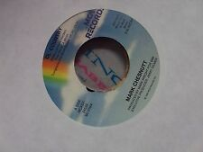 "MARK CHESNUTT Ol' Country/Talking To Hank 7"" 45 early-90's country"
