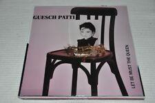"""Guesch Patti - Let be must the queen - 80er 80s - 12"""" Maxi Single Vinyl LP"""
