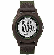 "Timex TW4B10000, Men's ""Expedition"" Digital Nylon Watch, Indiglo, Alarm"