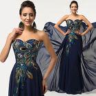 Women Maxi Evening Long Prom Dresses Formal Party Dress PLUS SIZE 20/22/24/26