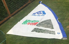 Neil Pryde Windsurfing Sail with Bag for storage  Mountain Dew Racing Sail