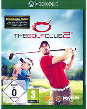 Microsoft XBOX - One XBOne Spiel ***** The Golf Club 2 ***************NEU*NEW*55