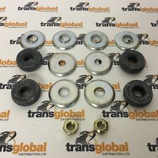 Land Rover Defender Front Shock Absorber (pin ends only) Bush Kit - Bearmach