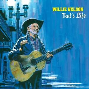 Willie Nelson That's Life CD NEW