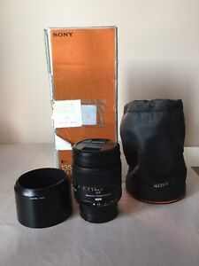 Sony 135mm STF Smooth Trans Focus Lens Manual Focus