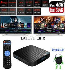 T95X2 4K Android 8.1.0 Oreo WiFi Smart TV Box w/ KD 18.0 - 4G+32GB / S905X2 T95z