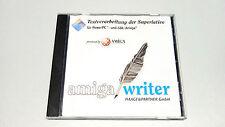COMMODORE AMIGA WRITER PPC TEXTVERARBEITUNG CDTV 500 1200 2000 3000 4000 C64 65